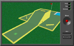 Carpet Golf 3-D